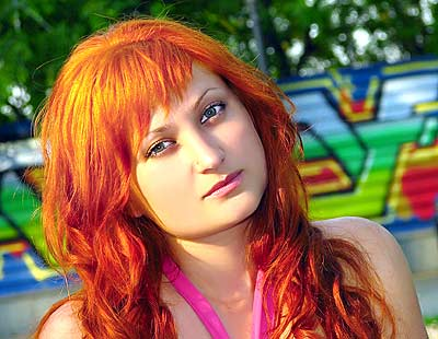thoughtful, easy-going, tolerant and cute russian woman from  Odessa