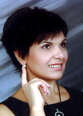 smart, purposeful and affectionate Ukrainian woman from  Chisinau