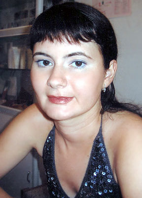educated, firm of purpose and chic russian lady living in  St. Petersburg
