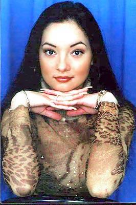 Olesya  Stakhanov  Ukraine