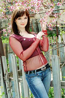 well-educated, purposeful and hot Ucrainian woman living in  Lugansk