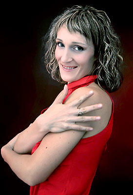 educated, single-minded and beautiful russian girl from  Zaporozhye