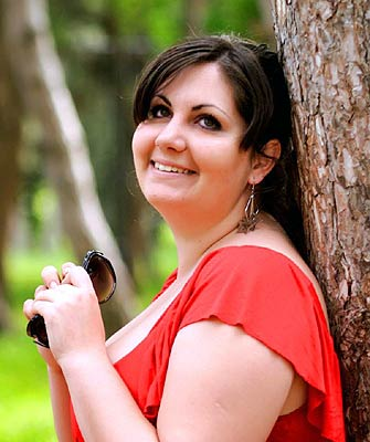calm, open-hearted and hot Ucrainian lady from  Simferopol