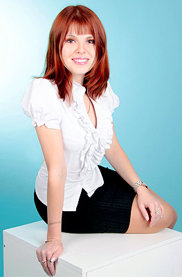 elegant, open-hearted and sensual Rusian woman living in  Sumy