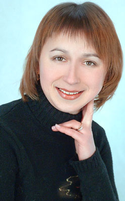 honest, open-hearted and sensual russian woman from  Sumy