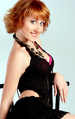 dreamy, elegant and classy woman from  Melitopol