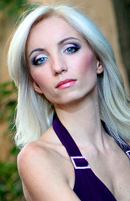 educated, firm of purpose and pretty Rusian girl from  Sevastopol
