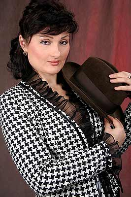 well-educated, committed and sensual Rusian lady living in  Kiev