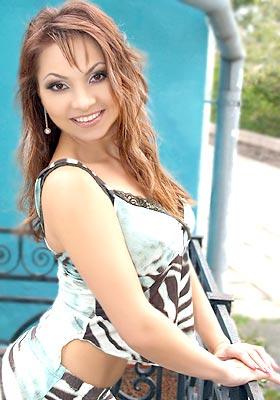 intelligent, dedicated and cute lady living in  Nikolaev