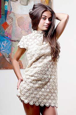smart, dedicated and sensual Ukrainian lady from  Odessa