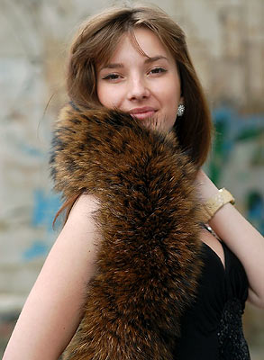 spiritual, loving and affectionate woman from  Kharkov