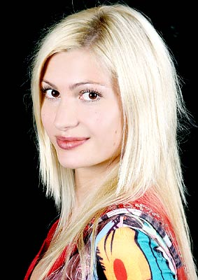 sincere and affectionate Ukrainian girl living in  Odessa