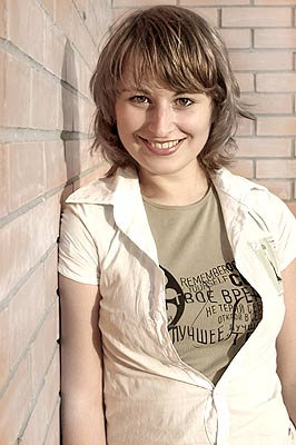 smart, purposeful and classy girl living in  Pskov