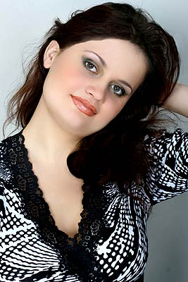 open-minded and cute Ukrainian woman living in  Poltava