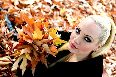 young, creative and affectionate russian woman living in  Simferopol