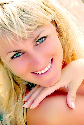 educated, committed and gorgeous Ucrainian lady from  Zaporozhye