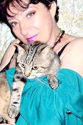 smart, single-minded and Ucrainian woman living in  Nikolaev