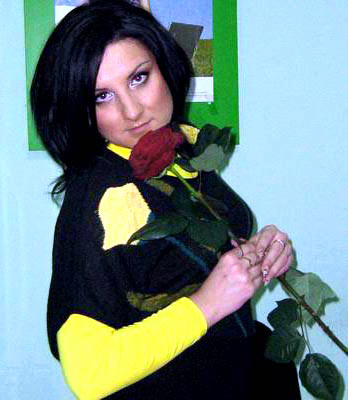 smart, firm of purpose and sensual girl from  Vinnitsa