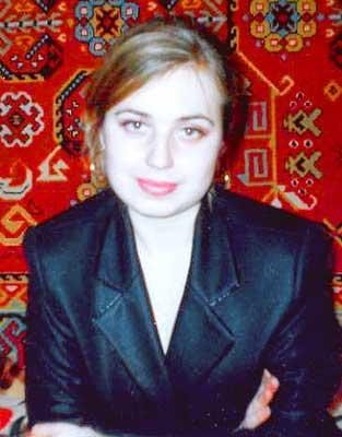 educated, committed and cute girl living in  Karaganda