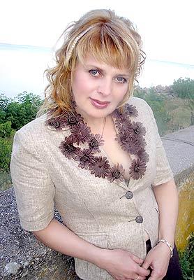 tolerant and sensual Ukrainian woman from  Nikopol