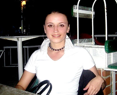 communicative, romantic and sexual Ucrainian girl living in  Konstantinovka