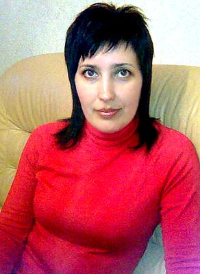 optimistic and gorgeous Ukrainian girl from  Simferopol